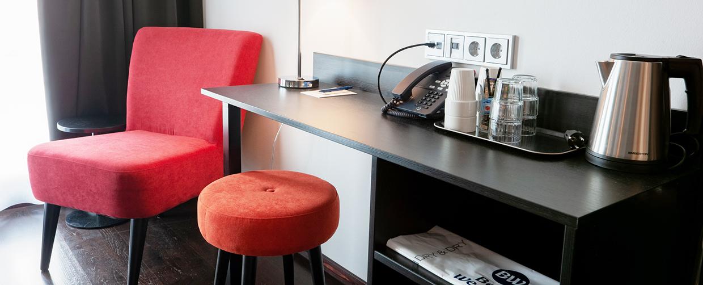 malmö arena hotel premium twin room