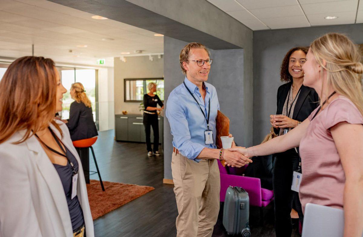 Konferens mingel Malmö Arena Hotel